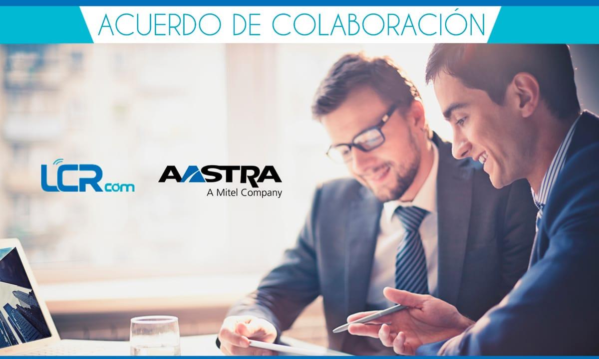 Acuerdo LCR y Aastra