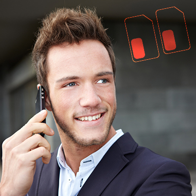Teléfonos dual SIM