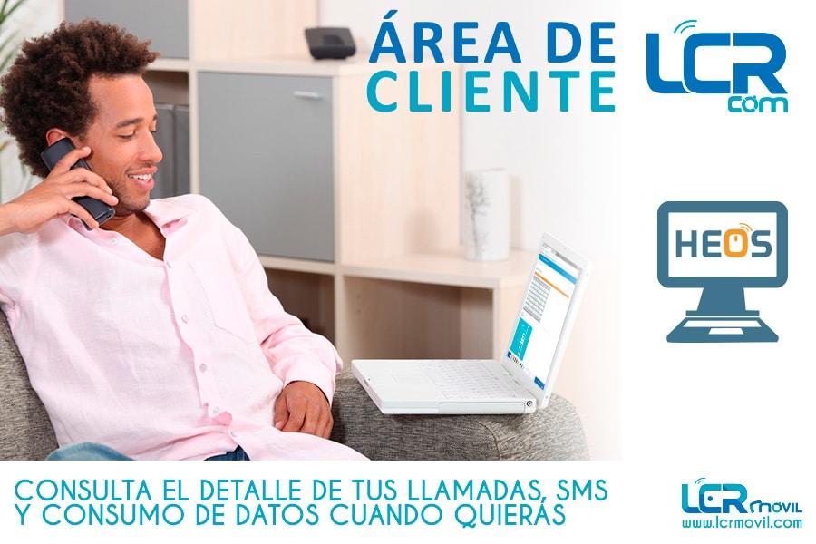 Area Cliente