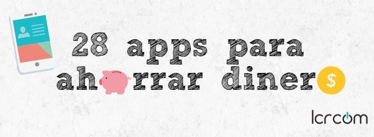 apps para ahorrar dinero