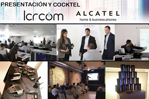 Evento Alcaltel Business Phones y Meet IP - Blog LCRcom