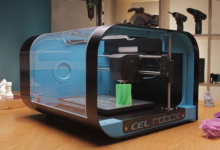 Usos de las impresoras 3D - Blog de LCRcom