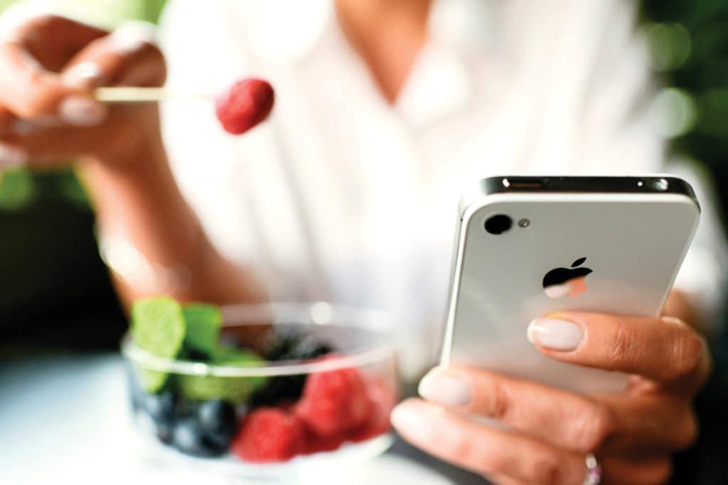 Apps para perder peso - Blog de LCRcom