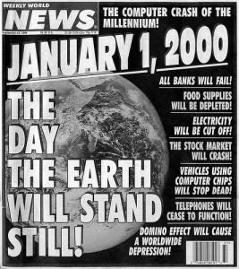 Yo sobreviví al efecto 2000 - Blog LCRcom