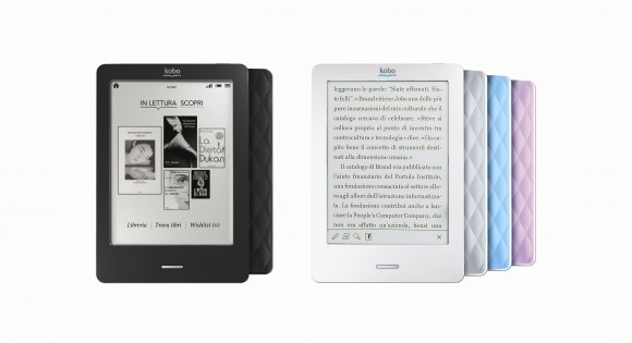 eBook Kobo Touch