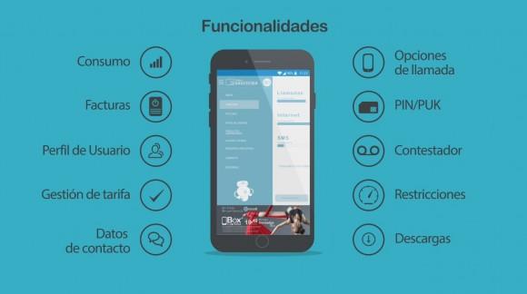 app On Móvil