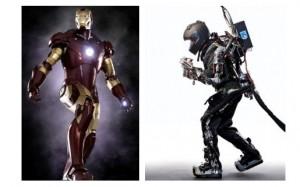 Ironman y Exoesqueleto - Blog LCR