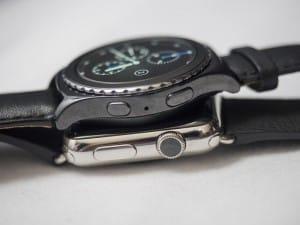 Samsung Gear S2 vs Apple Watch - Blog de LCRcom